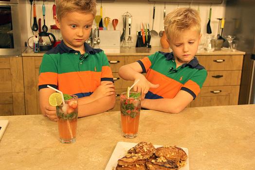 Оладьи с курицей и грибами рецепт