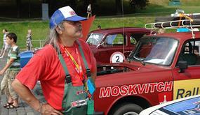 Мистер авто - спорт - Сергей Шипилов