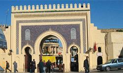Фес. Город-лабиринт. Марокко-ислам