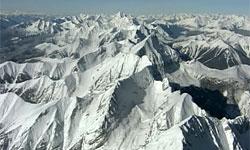 Сияющие горы