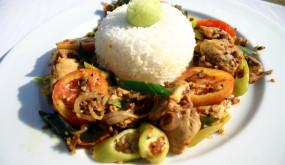 Блюда со всего света