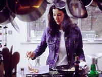 На кухне у Найджелы. 1, 2 сезон
