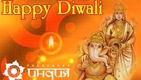 Телеканал «Индия ТВ» оказывает информационную поддержку индийскому празднику Diwali Mela