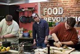 С 11 декабря на канале «Кухня-ТВ» - «Гастрономическая революция с Джеймсом Оливером»