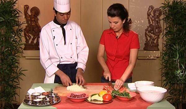 Секреты индийской кухни