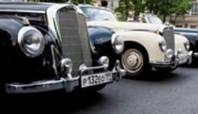 В погоне за классическими автомобилями