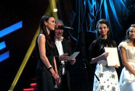 Телеканал «Кухня ТВ» - победитель приза зрительских симпатий национальной премии «Золотой луч-2012»