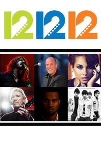 Впервые на HD Life прямой эфир! Не пропустите благотворительный концерт «12.12.12.»!