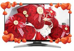 Ко Дню всех влюблённых телеканал «Комедия ТВ» приготовил для своих зрителей подарок