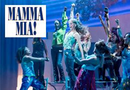 «Комедия ТВ» разыгрывает билеты на мюзикл «Мама Миа!»