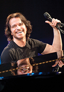 HD Life поддержит «МИР БЕЗ ГРАНИЦ» - концертный тур Yanni при сотрудничестве с WWF и NASA