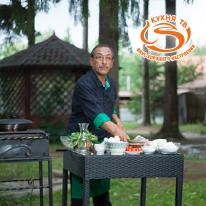 Учимся готовить «на огне» вместе с телеканалом «Кухня ТВ»