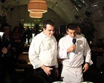 Повара телеканала «Кухня ТВ» сразились в кулинарном поединке среди СМИ!