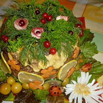 Телеканал «Кухня ТВ» поздравляет победителя конкурса «Теплый дом»!