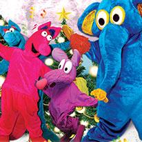 Телеканал «Комедия ТВ» приглашает на новогоднее цирковое шоу «Планета кукол»!