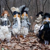 Телеканал «Комедия ТВ» приглашает на выставку «Искусство куклы»