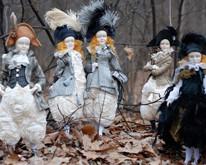 Телеканал «Кухня ТВ» приглашает на выставку «Искусство куклы»