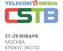 Телеканал «Комедия ТВ» примет участие в 17-й международной выставке-форуме CSTB.Telecom & Media'2015