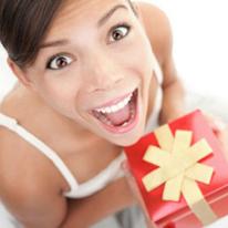 Телеканал «Комедия ТВ» дарит подарки в обмен на улыбки!