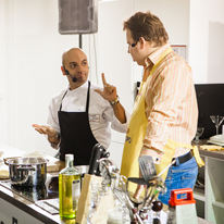 Телеканал «Кухня ТВ» – инфопартнер кулинарных мастер-классов выставки «Home Appliances»