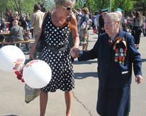 Телеканал «Ля-минор» приглашает отпраздновать День Победы в парке Горького!
