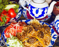 Узнаем о культуре восточной кухни вместе с телеканалом «Кухня ТВ»