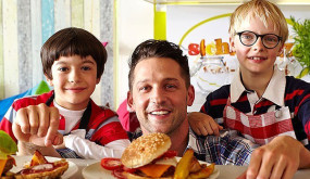 Шматцо - детский клуб кулинарии
