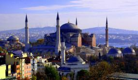 Стамбул, Константинополь, Византий. Сказание о трёх городах