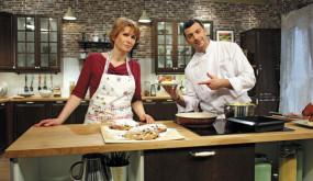 На телеканале «Кухня ТВ» премьера – новая программа «Хлеб!Есть!»