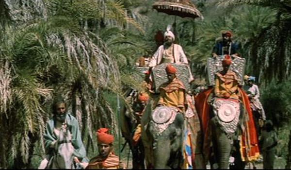 Приключения Али-Бабы и 40 разбойников