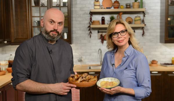 «Песня грузинской кухни» – премьера на телеканале «Кухня ТВ»