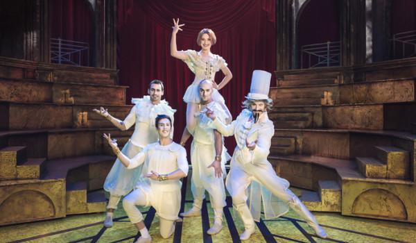«Кухня ТВ» приглашает на мюзикл «Принцесса цирка»