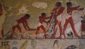 Писцы Древнего Египта