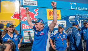 Телеканал «Авто Плюс» поздравляет команду «КАМАЗ-мастер» с победой в ралли-марафоне «Дакар»