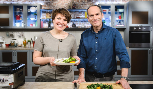 «Здорово есть!» – премьера на телеканале «Кухня ТВ»