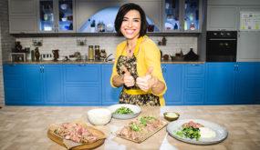 «Есть тема!» – новая программа на телеканале «Кухня ТВ»