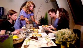Кулинарные эксперименты вместе с «Кухня ТВ» в ноябре