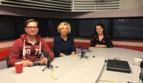 Ирина Дороган рассказала о «Кухня ТВ» в эфире «Эхо Москвы»