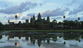 Ангкор. Земля богов